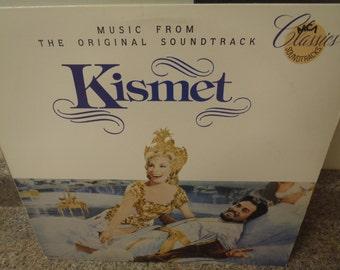 LP Record, Kismet, Soundtrack, MCA Classics EX vinyl album