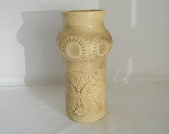 Vintage McCoy Pottery Scandia Butterfly Vase Home Decor