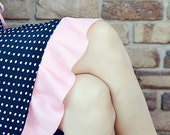 NEW Modest Slip Extender- Chiffon Pink Lace