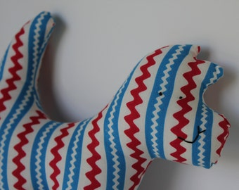 Stuffed Puppy - 9 inches