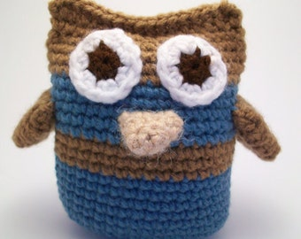 Ollie the Plush Stuffed Owl