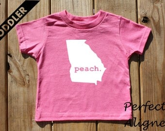 Cute Clothes For Women In Ga Georgia Home State PEACH