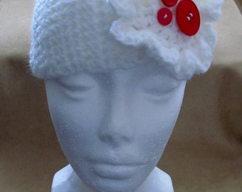 White and Red winter Band