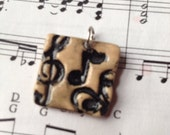 Just Music Pendant