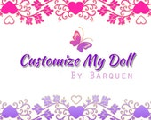 Add-On - Customize My Doll