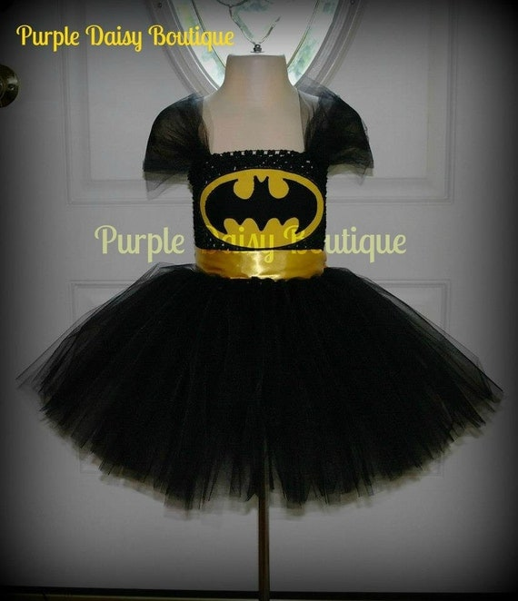 Diy batgirl costume with tutu - photo#14