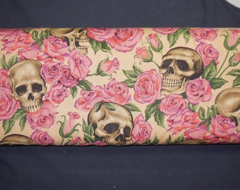 CR Resting in Roses - Nicole's Prints Alexander Henry Fabric 1 Yard