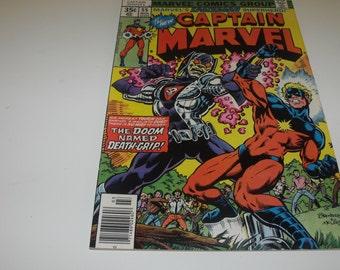 Captain Marvel No.55 (1977)