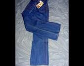 Vintage 70s NWT Nest Ce Pas HIPPIE Jeans Sz 10