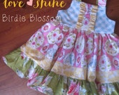 Love Shine Birdie Blossom Dress