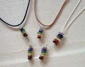 Chakra Stack ZEN by Karen Moore Necklace