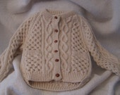 Cable Knit Childrens Sweater