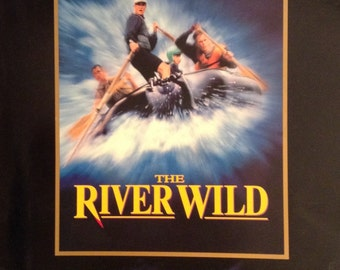 The River Wild, movie press kit with Meryl Streep and Kevin Bacon.