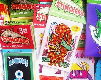 Stinckers 3-Packs
