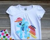 Rainbow Pony Shirt