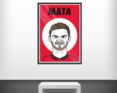 Mata - SRA3 Print