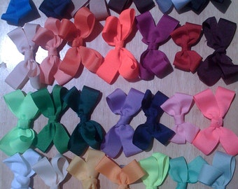 Small Boutique Hairbows