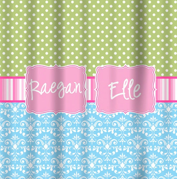 Personalized Shower Curtain Design Your Own Printed Shower