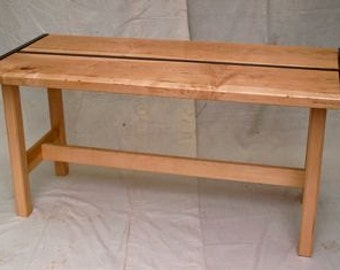 Maple & Wenge Writing desk