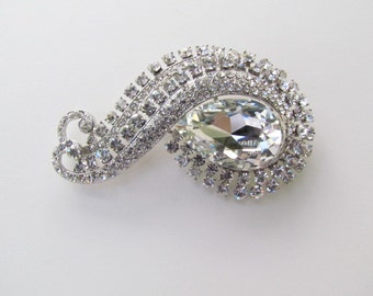 Rhinestone Bridal Brooch Pin Jewelry Bridal Brooch Bouquet Wedding Rhinestone Crystal Bridal Brooch Bridal Brooch Shoes Crystal Brooch