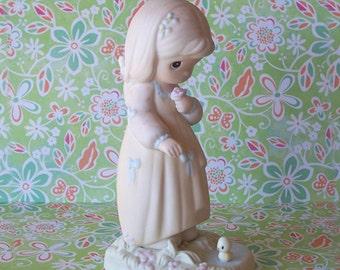 1984 Precious Moment Summer's Joy Figurine 12076