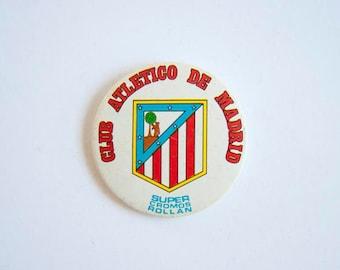 Vintage Club Atletico de Madrid Badge