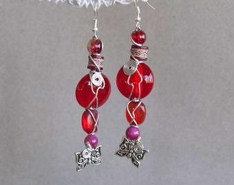 Butterfly Kiss Earrings