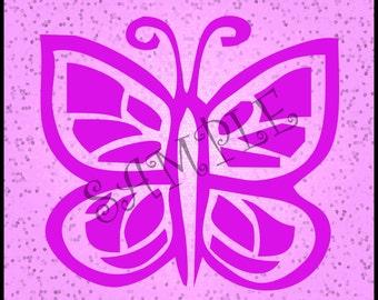 Butterfly Poster - U PRINT