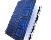 River Song 2017 Daily Planner Dr. Who Tardis UpCycled Academic Student Agenda The Doctor Diary
