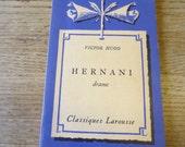 1940's Larousse French Books
