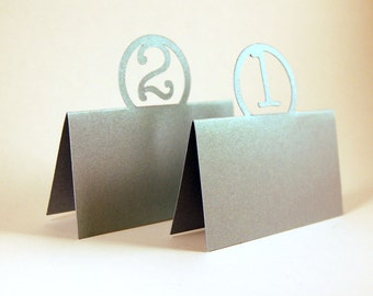Circle Table Cards