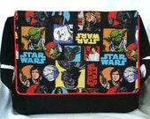 Star Wars Collage Diaper Bag/Stroller Bag