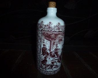 1920's Era Porcelain Bottle Original Germany Altenkunstadt  Bavaria