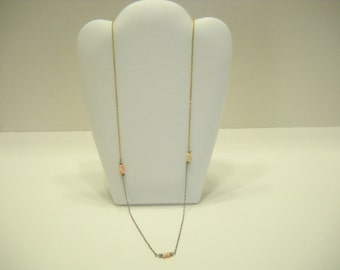 """25"""" SHELL NECKLACE (9981)"""