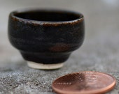 Rustic Miniature Salad Bowl