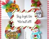 Door Hanger: Buy 3 Get One Half Off, Door Decoration, Holiday Decor