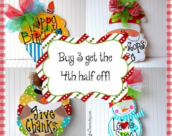 Summer Wreath | Summer Door Hanger | Birthday Wreath | Teacher Sign | Classroom Sign | Pool Party  | Classroom Decor