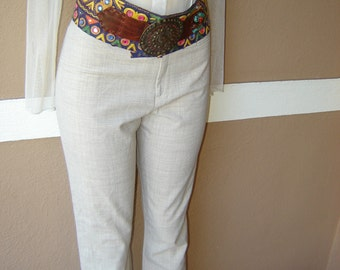 Inque Vintage High Waist Pant