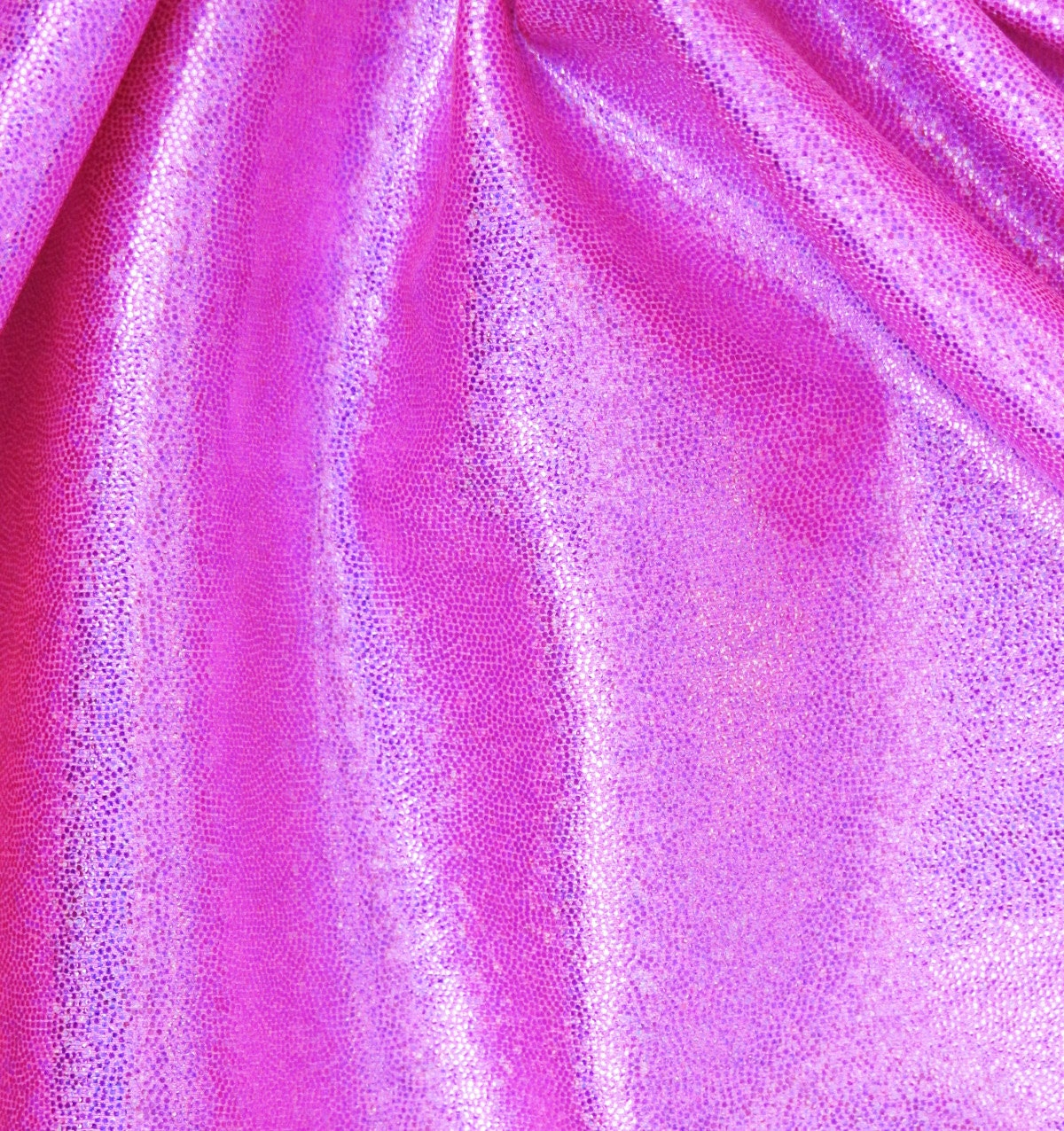 Holographic mystique spandex fabric nylon lycra stretch for Nylon fabric