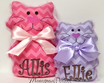 Big Sister, Little Sister Kitty Soft Toy Set
