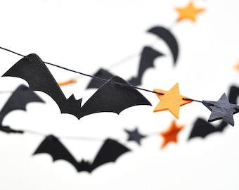 halloween decoration bat garland outdoor halloween decorations halloween garland bat halloween