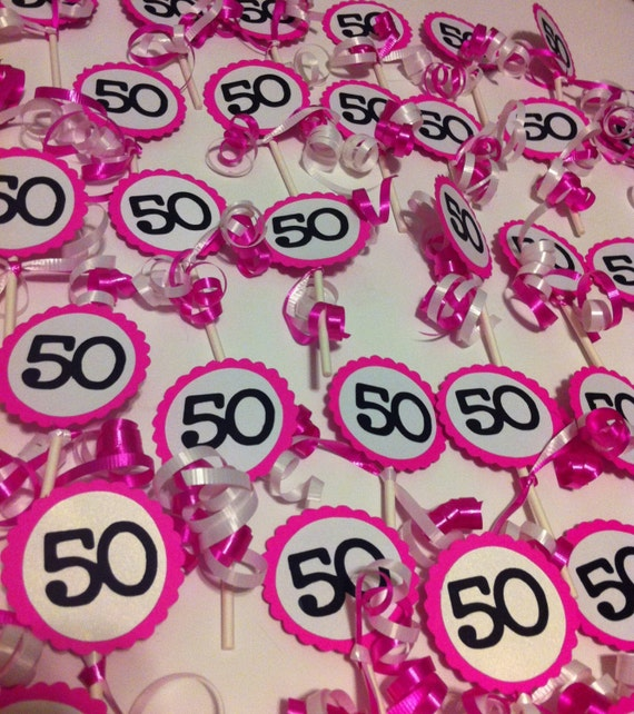 Items Similar To 50th Birthday On Etsy