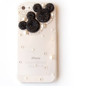 Disney iPhone 5s case mickey iPhone 5s cover clear cyrstaliPhone 5,