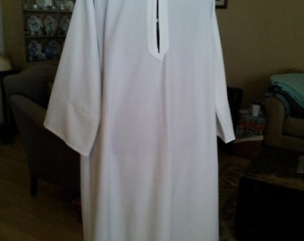 Adult  and Youth Baptismal  Robe