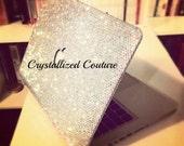 "Macbkook Pro 13""  AB Case embellished with Swarovski® crystals"