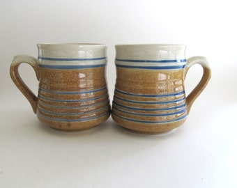 On Sale! New Year Discount Retro Ceramic Brown Coffee Mugs