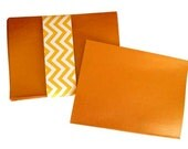 Eastern Metallic leather blueberry blue A2 envelopes Pack of 15 or 20