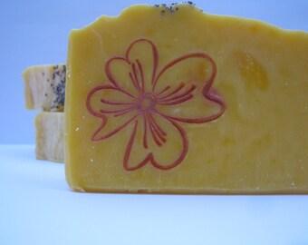 Natural soap, Sunflower soap, Organic palm oil soap, Artisan handmade soap, Soap clearance, Artisan soap