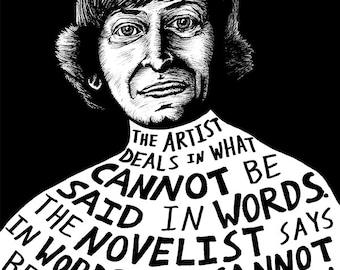 Ursula LeGuin (Authors Series) by Ryan Sheffield
