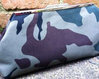 Military Camoflauge  Clutch
